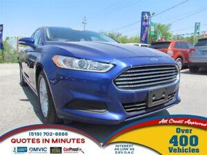 2014 Ford Fusion SE   NAV   CAM   SAT RADIO   BLUETOOTH