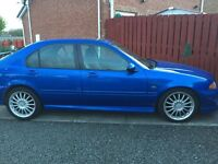 ROVER MG ZS+