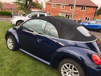 Vw beetle diesel cabriolet