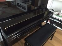 Piano Yamaha U1 Silent Excellent condition