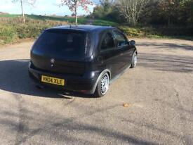 Corsa Sri modified