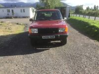 FOR SALE RANGEROVER 2.5 DT