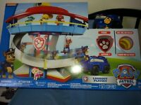 Paw patrool lookout playset