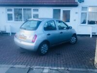 NISSAN MICRA 1.2 ONLY 75K PERFECT RUNNER