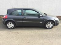 RENAULT MEGANE DYNAMIQUE DCI - 1870cc 2006 MOTED SERVICE HISTORY YEARS MOT