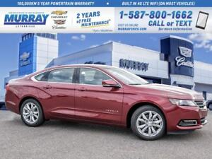 2019 Chevrolet Impala **Rear Park Assist!  Heated Front Seats!**