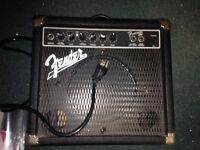Fender Frontman Amplifier 38Watt - USA 110 Volt Plug in good order