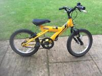 Raleigh Max 16 child's bike kid's bicycle