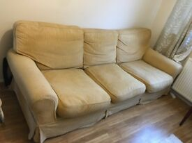 Three seater sofa FREE