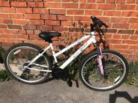 Apollo Maia Front Suspension Mountain Bike. Serviced, Great Condition. Free Lock, Lights, Delivery