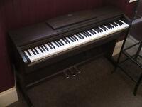 Yamaha Arius YDP 140 Piano, Keyboard, brown, cherry, PERFECT condition