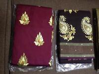 Indian cotton 3 star sarees for sale