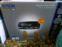 Epson Photo XP-950 Printer - Barely used!
