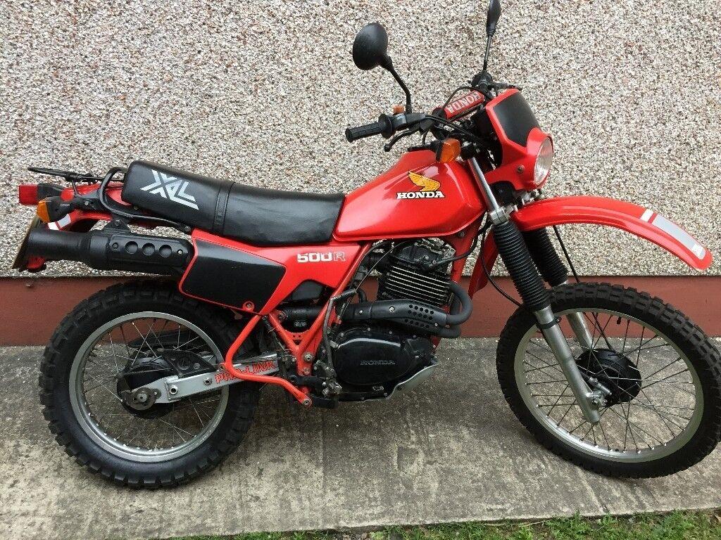 H0nda Xl500rc 1982 In Newbridge Newport Gumtree
