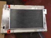106 GTI alloy radiator