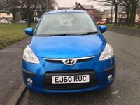 Hyundai i10 2010 60 Reg £30 year road tax. Runs and drives well