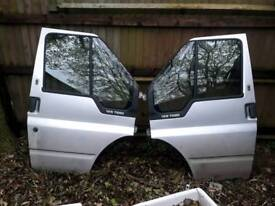 Ford Transit LX Mark 6 front doors