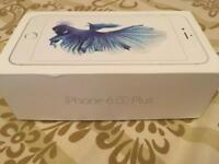 Apple iPhone 6s Plus 32GB Silver UNLOCKED