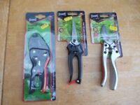 quality set of pruners wilkinson sword