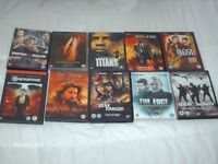 ACTION DVDS 10 off