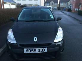 Renault Clio 2009 full service history