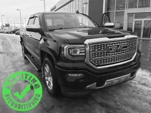 2017 GMC Sierra 1500 Denali| Sun| Nav| H/C Leath| Heat Wheel| Pw