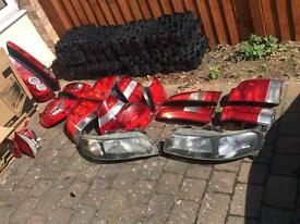 Rear lights for sale (Various)