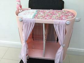 Baby Annabell Changing Table / Wardrobe