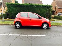BARGAIN PRICE....2007 Citroen C1, Red, 5 Door, Full Service History, 1 Year MOT, 2 x Keys