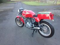 Ducati Mike hailwood colour