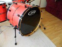 DW PDP 805 tribal kit - 5 piece drum kit