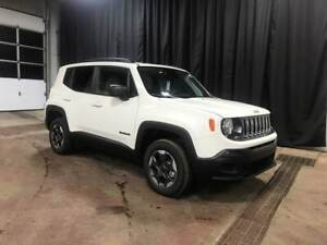 2018 Jeep Renegade Sport 4X4 / AIR Cond / Backup Camera