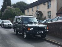Landrover Discovery V8i GS Auto petrol and LPG with new MOT