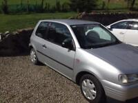 Seat Arosa 1.0 (lupo) Spares or Repair
