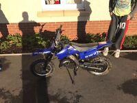 50cc bike
