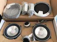 Brand new Fli component speakers - 5.25 inch