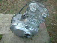 Suzuki gs 500 engine