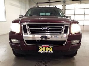 2008 Ford Explorer Sport Trac LIMITED| LEATHER| DVD| SYNC| 4X4|  Kitchener / Waterloo Kitchener Area image 10