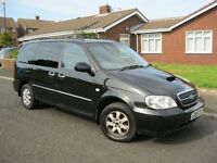 2005 Kia Sedona LE, DIESEL AUTOMATIC, (7 SEATER) £875. (P/X Welcome)