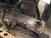 Toyota Colorado gearbox SWB 1996