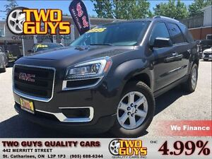 2013 GMC Acadia SLE2 AWD QUAD SEATING BACK UP CAMERA BLUETOOTH C