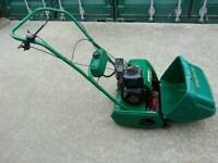 Qualcast classic 35s petrol lawnmower in good working order