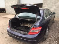 MERCEDES C220 CDI W204 2008YEAR / SPARE PARTS