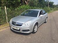 Vauxhall Vectra fsh new mot bargain