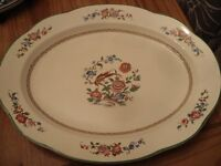Oval Platter by Bishop 3413