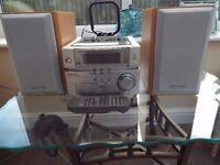 Panasonic CD Stereo System Model SC-PM03