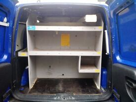 Vauxhall Combo Cargo Shelf Shelving ex-British Gas 2001-2011