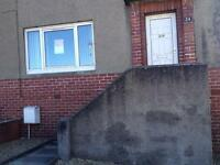 Three bedrooms house to let link road Cumnock may to sell for £82000