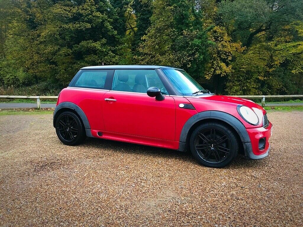 2007 Mini Cooper One Jcw R56 14 John Cooper Works Lots Of Extras 3dr Red Cobra Exhaust Low Miles S In Sheffield South Yorkshire Gumtree