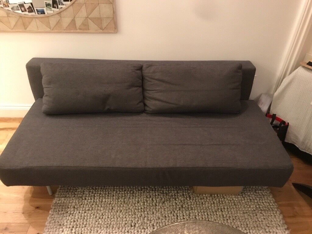Tremendous Muji 2 Seater Sofa Bed In Chelsea London Gumtree Bralicious Painted Fabric Chair Ideas Braliciousco